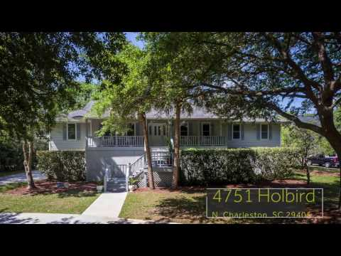 4751 Holbird Dr, North Charleston, SC 29405