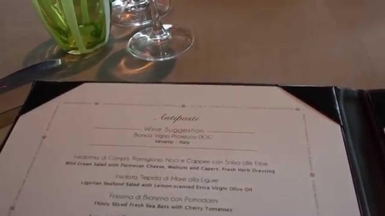 Silver Wind - Silversea Cruises - La Terrazza - YouTube