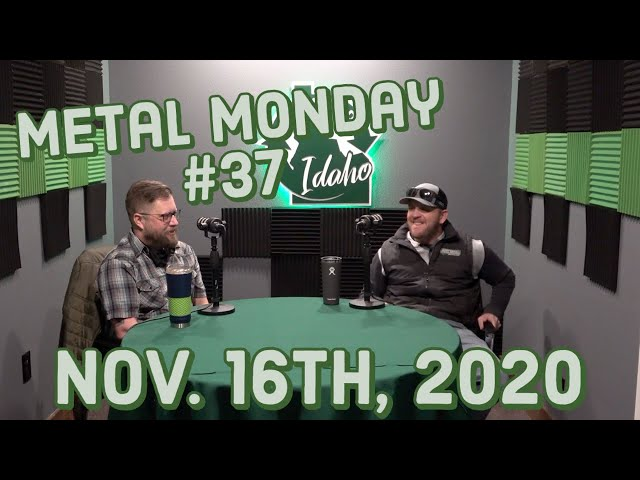 Metal Monday #38 with Nick and Brett