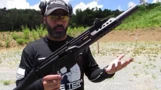 cz scorpion evo 3 carbine with faux suppressor