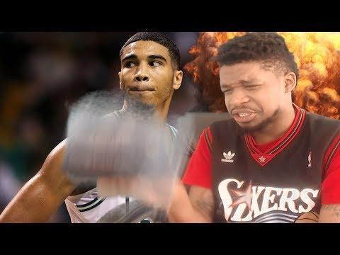 BLACK9NE HAS LOST HIS DAMN MIND! NBA MIDSEASON AWARDS 2017-18