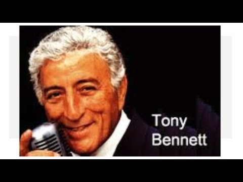 "Tony Bennett,  ""If I Ruled the World"""