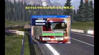 Scania Truck Driving Simulator KEYGEN & CRACK WORKED