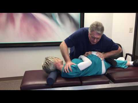 Houston Chiropractor Dr Gregory Johnson Adjust Renae Crack Queen Differently After Hours