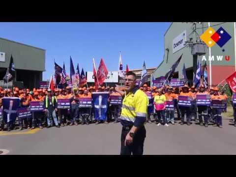 Maryborough Downer Edi Workers Vote Up In-principle Agreement!