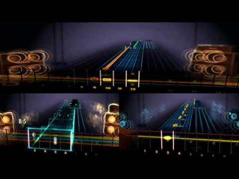 Blood To Bleed - Rise Against - Rocksmith 2014 CDLC - Splitscreen All Parts