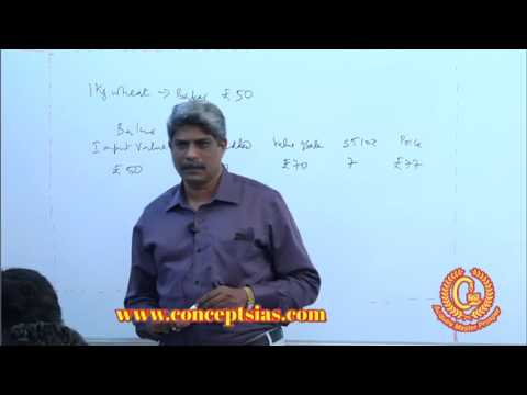 VAT (value added tax) Lecture  part I