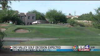Oro Valley Golf Vote