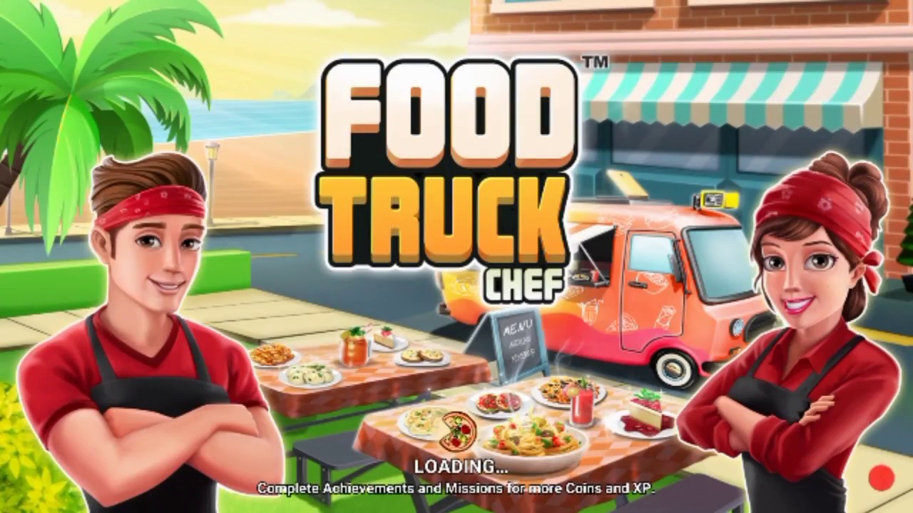 Food Truck Chef Game