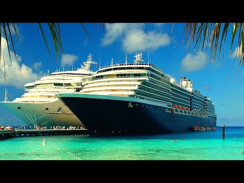 TOP 5 Largest CRUISE SHIPS in The World. WORLD'S BIGGEST PASSENGER SHIPS.