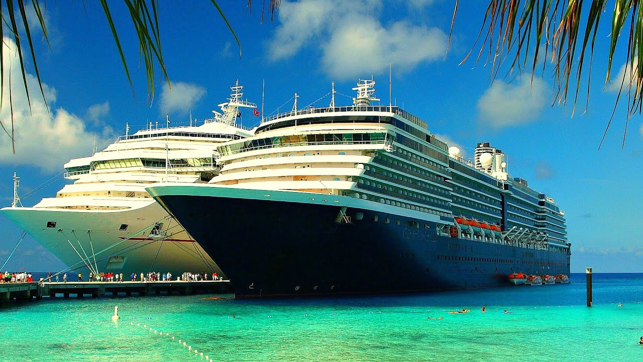 Top 5 largest cruise ships in the world world 39 s biggest for Passengers spaceship