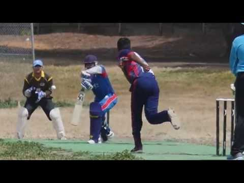 Indus Avengers vs Stanford A Cricket Match  31May2015