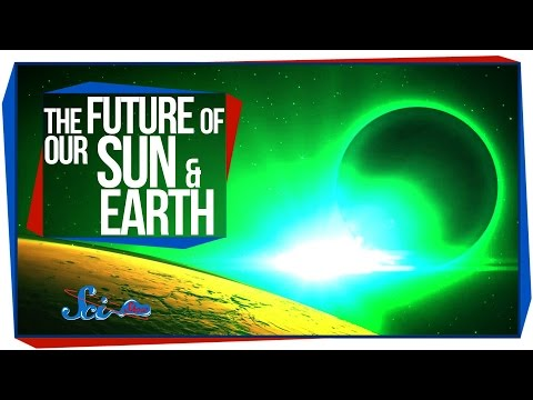 The Future of Our Sun and Earth