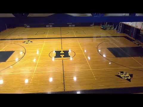 Huntington Booster vs. Newfield High School Varsity Mens' Basketball