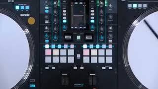 DJ Tone Arm @ Serato Studio in Brooklyn, N.Y