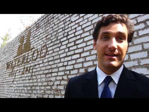 Waterloo2015: Jean Cristophe Bonaparte Talks About His Italian Roots