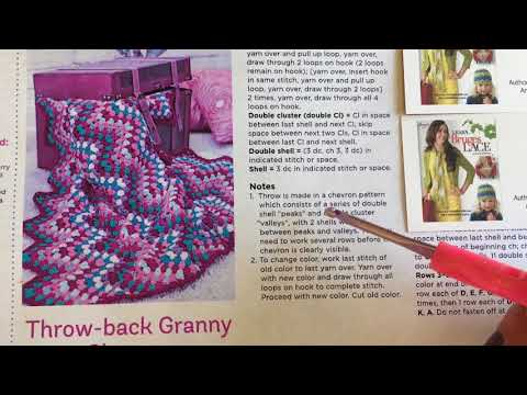 How to Read Crochet Patterns, Part 3