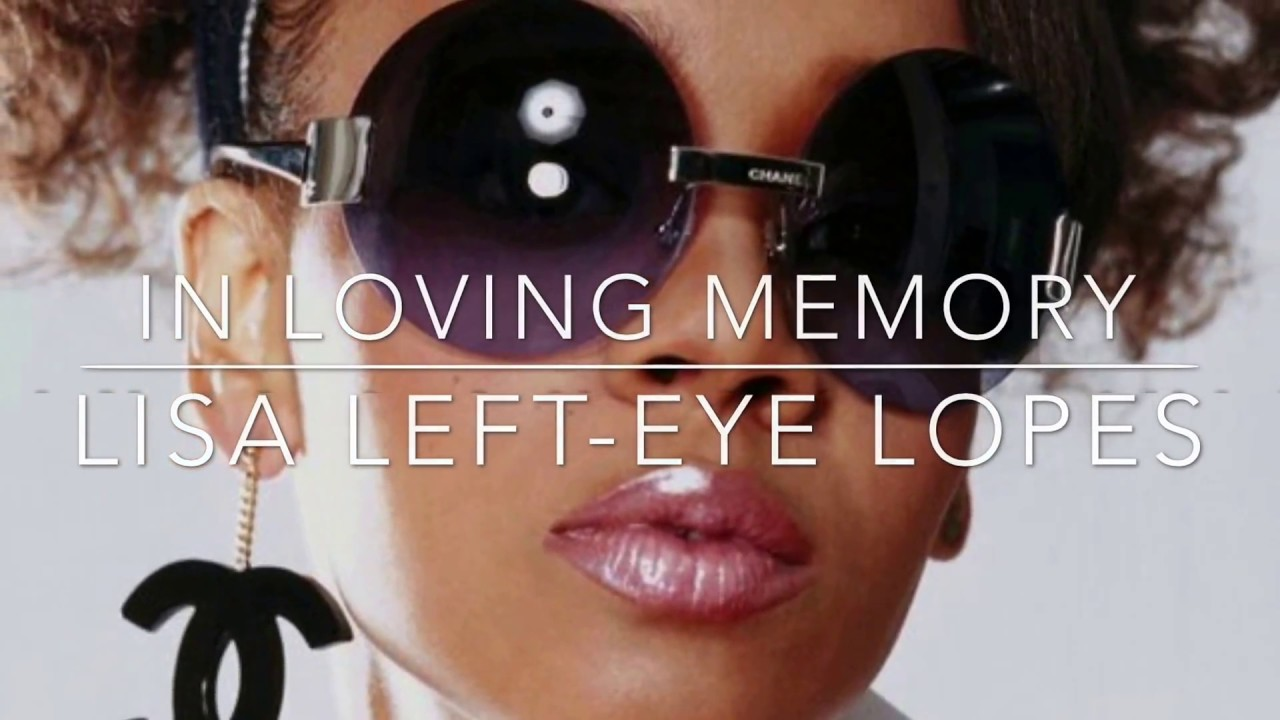 Left Eye Funeral Pictures
