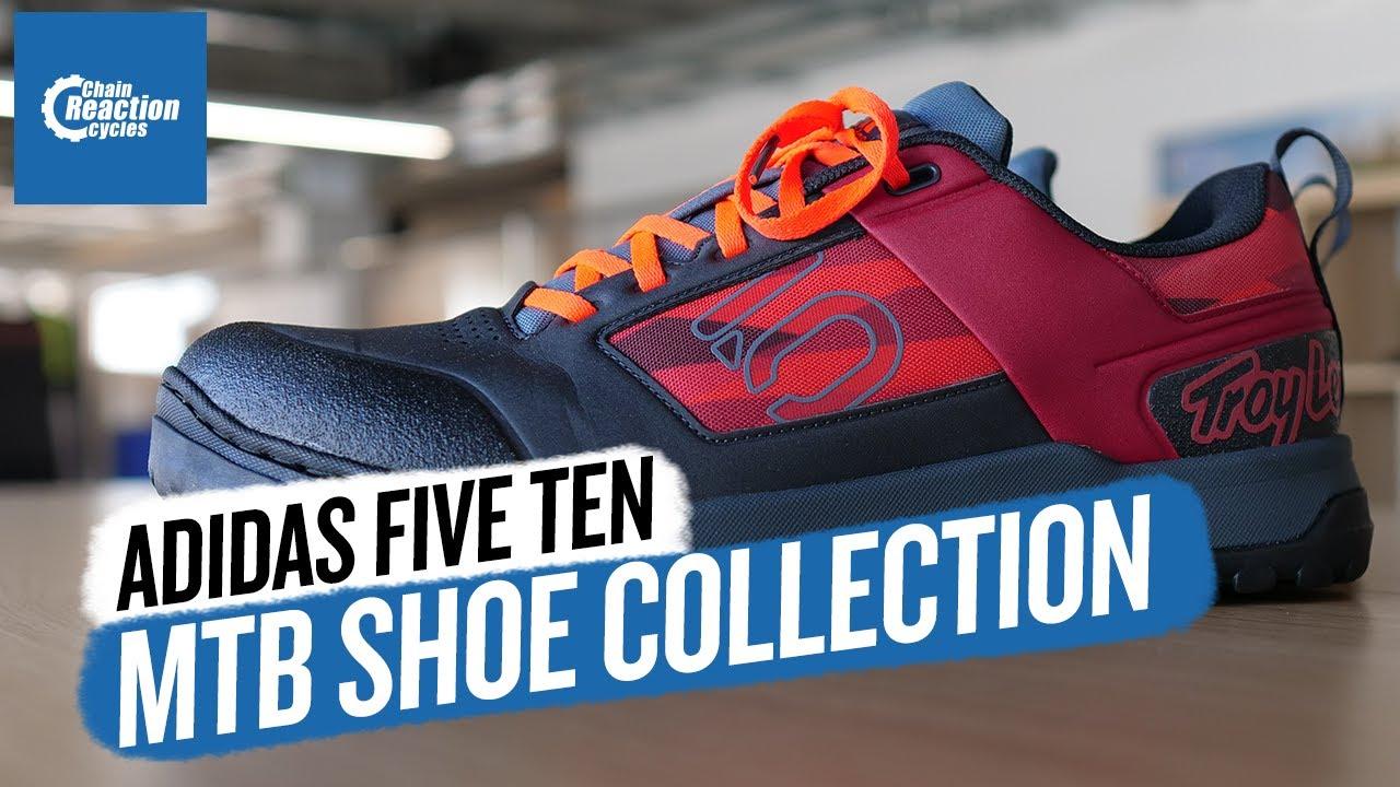 Adidas FiveTen Shoe Collection   CRC  