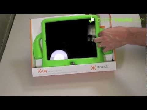 cheap for discount 051c8 b1688 Speck iGuy Kids iPad 4 & iPad 3 Case Review