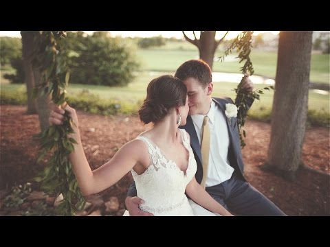 High School Sweethearts | Fun, beautiful OKC wedding film
