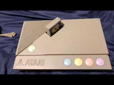 The Atari XEGS 8 Bit Console Hybrid