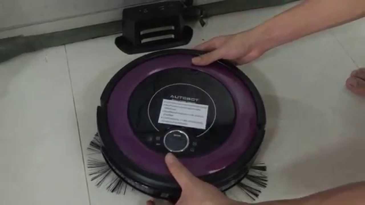 Review Autobot Vacuum Model RC530R