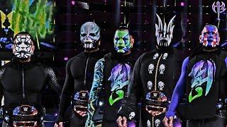 5 Epic Jeff Hardy Mods! (Smackdown Live 2018/TNA Willow & WK 5) - WWE 2K18 PC