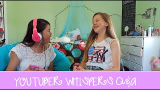 WHISPERS Q&A CHALLENGE Thumbnail