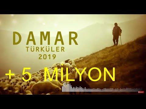 DAMAR TÜRKÜLER    2019  -  Full 35 Karışık  Türküler  1