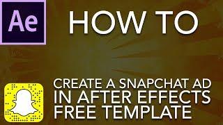 So Erstellen Sie eine Snapchat-Anzeige und Frei Overlay-Vorlage