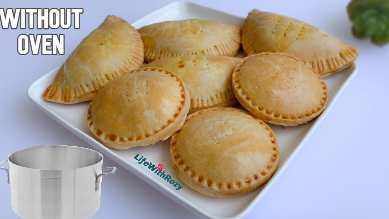 Download HOW TO MAKE NIGERIAN MEAT PIE WITHOUT OVEN 2 METHODS