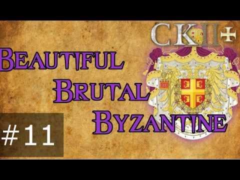 11 Beautiful Brutal Byzantine – Crusader Kings 2 Plus