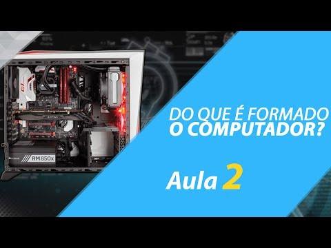 Curso Informática Básica ‹ Aula 2 › Componentes Básicos do PC