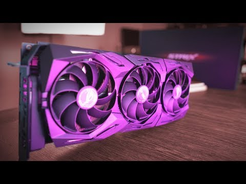 ASUS Strix 2080 Ti Review - R.O.G Takes it to a New Level.