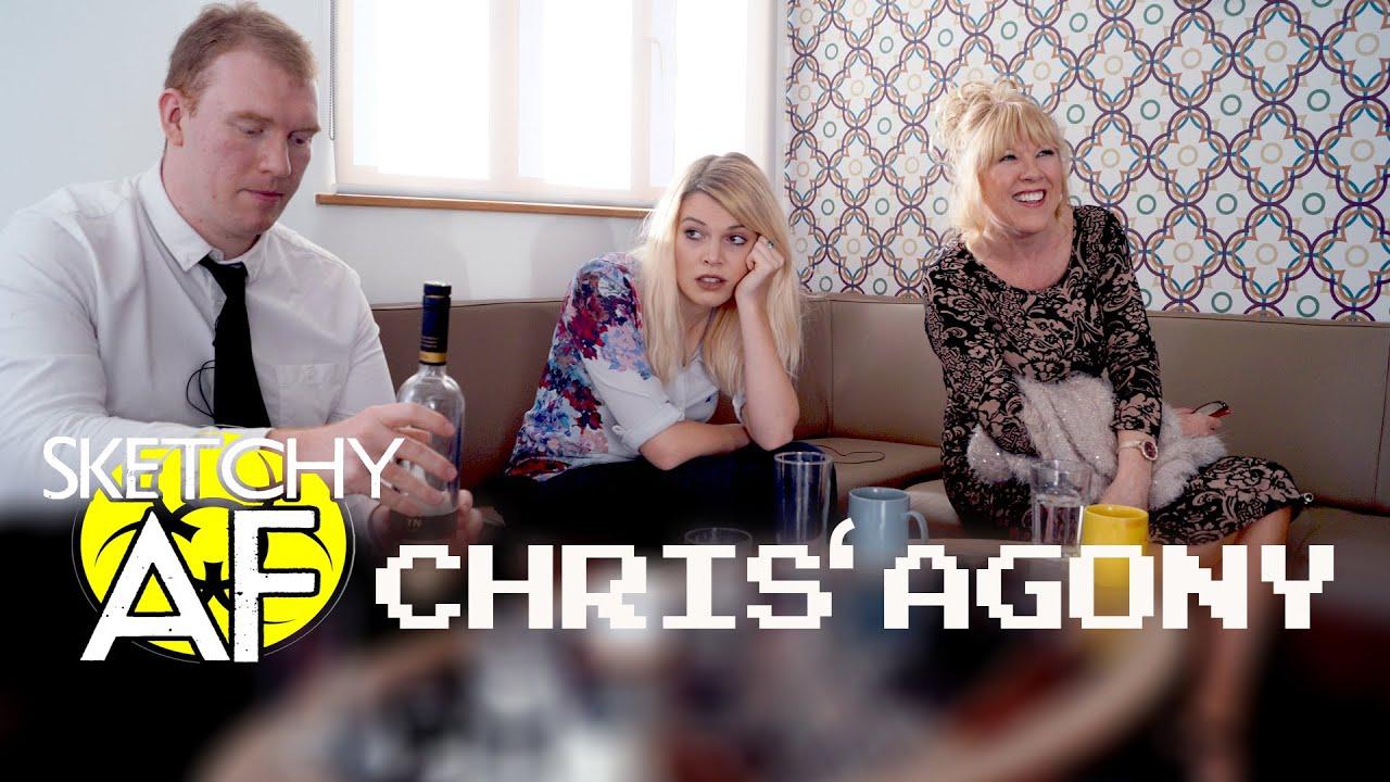 Sketchy AF: Chris' Agony