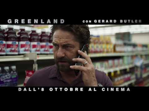 Greenland con Gerard Butler | Clip HD Allerta presidenziale
