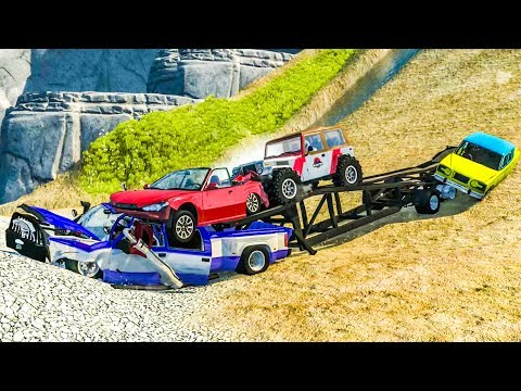Random Crash Testing #76 - BeamNG Drive