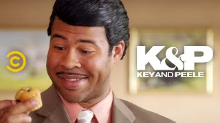 A Man Who Enjoys a Continental Breakfast - Key & Peele