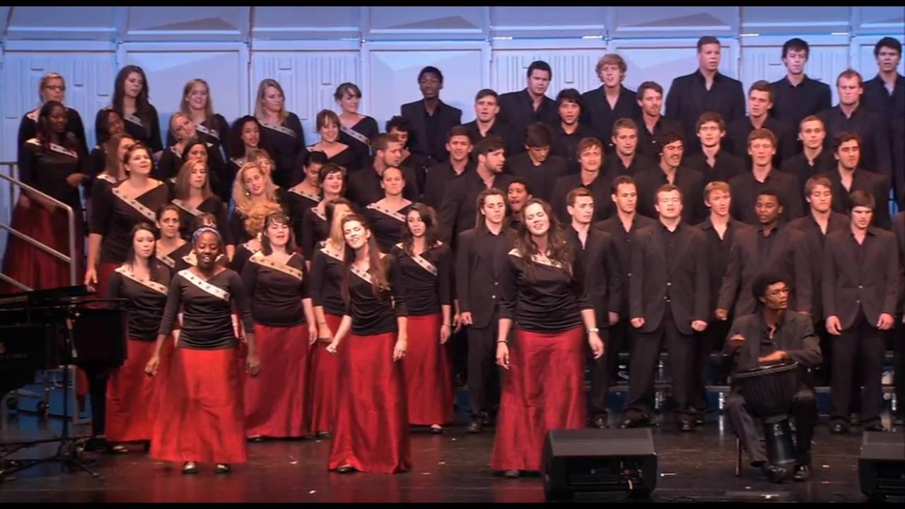 Stellenbosch University Choir  - African Prayer