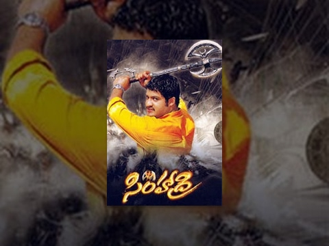 Simhadri | Full Telugu Movie | Jr NTR, Bhoomika Chawala