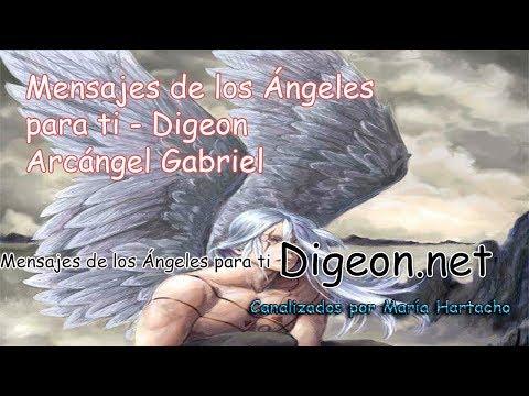 💗💌Mensajes De Los Ángeles Para Ti - Digeon - 23/10/2017 - Arcángel Gabriel💗💌