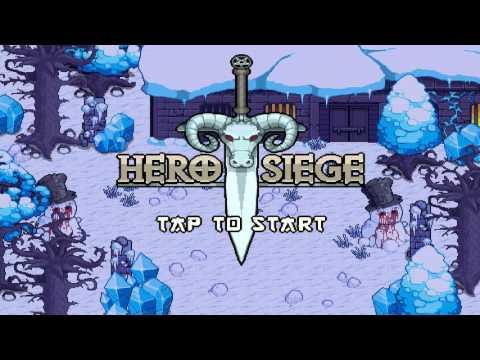 Играем с другом в HERO SIEGE, мультиплеер без лагов и фризов!