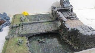 Make 3D Dungeon Terrain Tiles