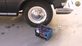 видео Пуско-зарядное устройство для автомобиля в интернет-магазине Город Инструмента.