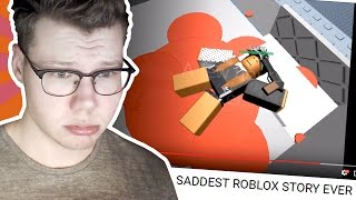 YOU WILL 100% CRY FROM THIS SAD ROBLOX STORY (Try Not to CRY Challenge: Roblox Edition)