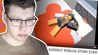 si sarà 100% CRY da questo ROBLOX SAD STORY (cercare di non piangere sfida: Roblox Edition)