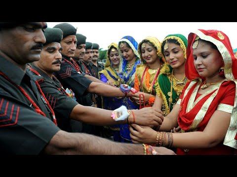 Raksha Bandhan - A Tribute To All Indian Soldier Sister's - Directed By - Lucky R. Anand