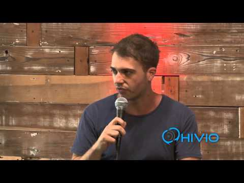 "How to Make Your Message ""Viral"" - Growth Hacker Mark Middo at hivio 2014"