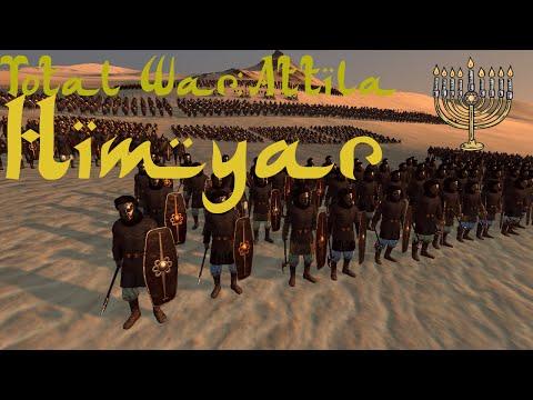 Total War: Attila / Himyar / #17 / I hate Libya